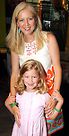 Ashley Loeffler and her daughter Caroline at the University of Texas M.D. Anderson Cancer Center and The Galleria's Back to School Fashion Show benefitting pediatric cancer patients at The Galleria Saturday August 25,2012.(Dave Rossman Photo)