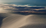 White Sands National Monument, Sunrise