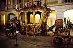 Portugal, Belém: Museu Nacional dos Coches (Kutschenmuseum) | Portugal, Belém: Museu Nacional dos Coches (museum of carriages)
