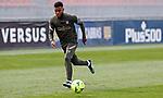 Atletico de Madrid's Thomas Lemar during training session. March 6,2021.(ALTERPHOTOS/Atletico de Madrid/Pool)