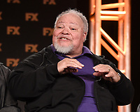 "PASADENA, CA - JANUARY 9: Cast member Stephen McKinley Henderson attends the panel for ""Devs"" during the FX Networks presentation at the 2020 TCA Winter Press Tour at the Langham Huntington on January 9, 2020 in Pasadena, California. (Photo by Frank Micelotta/FX Networks/PictureGroup)"