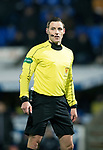 St Johnstone v Rangers…27.02.18…  McDiarmid Park    SPFL<br />Referee Steven McLean<br />Picture by Graeme Hart. <br />Copyright Perthshire Picture Agency<br />Tel: 01738 623350  Mobile: 07990 594431