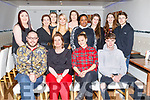 The staff of Homesavers enjoying their 1st Christmas party in La Scala on Saturday.<br /> Seated l to r: Jamie Wrenn, Ann Guiney, Jennifer Long and Nico Roche.<br /> Back l to r: Megan Lynch, Sharon Walsh, Adele Hennessy, Ciara Lynch, Nicola Flavin, Elizabeth Philips, Jenna Lema, Marie Kelliher and Hubert Fitial.
