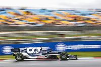 9th October 2021; Formula 1 Turkish Grand Prix 2021 Qualifying sessions at the Istanbul Park Circuit, Istanbul; TSUNODA Yuki jap, Scuderia AlphaTauri Honda AT02