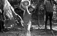 Povo Gavião Parkateje / terra indígena Mãe Maria.<br /> 1984