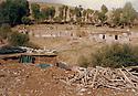 Iran 1982 .The hospital of KDPI in Ghalve.Iran 1982   .L'hopital du PDKI de Ghalve