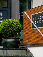 Black Forest Bar - by henn, Curschmannstraße in Hamburg-Hoheluft-Ost, Deutschland, Europa<br /> Black Forest Bar - by henn, , Curschmann St. in Hamburg-Hoheluft-Ost, Germany, Europe