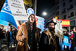 Partido Popular voters in proximity to the Partido Popular headquarters at Genoa. in Madrid, December 20, 2015<br /> (ALTERPHOTOS/BorjaB.Hojas)