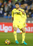 Villarreal CF's Mateo Musacchio during La Liga match. December 3,2016. (ALTERPHOTOS/Acero)