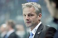 Georg Franz (Co-Trainer Straubing)<br /> Adler Mannheim vs. Straubing Tigers, SAP Arena<br /> *** Local Caption *** Foto ist honorarpflichtig! zzgl. gesetzl. MwSt. <br /> Auf Anfrage in hoeherer Qualitaet/Aufloesung. Belegexemplar an: Marc Schueler, Am Ziegelfalltor 4, 64625 Bensheim, Tel. +49 (0) 6251 86 96 134, www.gameday-mediaservices.de. Email: marc.schueler@gameday-mediaservices.de, Bankverbindung: Volksbank Bergstrasse, Kto.: 151297, BLZ: 50960101