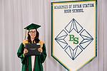 Capps, Stephanie  received their diploma at Bryan Station High school on  Thursday June 4, 2020  in Lexington, Ky. Photo by Mark Mahan Mahan Multimedia