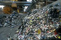 - plant for digestion and recycle of the solid urban waste, metals recovery ....- impianto per lo smaltimento e il riciclo dei rifiuti solidi urbani, recupero dei metalli