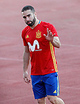 Spain's Daniel Carvajal during training session. March 20,2017.(ALTERPHOTOS/Acero)
