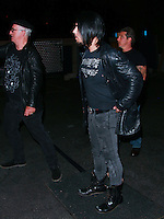 LOS ANGELES, CA, USA - OCTOBER 26: Dave Navarro arrives at An Evening Of Art With Billy Morrison And Joey Feldman Benefiting The Rock Against MS Foundation held at Village Studios on October 26, 2014 in Los Angeles, California. (Photo by David Acosta/Celebrity Monitor)
