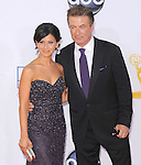 Alec Baldwin and Hilaria Lynn Thomas at The 64th Anual Primetime Emmy Awards held at Nokia Theatre L.A. Live in Los Angeles, California on September  23,2012                                                                   Copyright 2012 Hollywood Press Agency