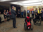 Toronto 2015.<br /> Highlights from the Ottawa media tour on the International Day of Persons with Disabilities // Faits saillants de la tournée médiatique d'Ottawa à l'occasion de la Journée internationale des personnes handicapées. 12/03/2015.