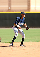 Juan Diaz / Seattle Mariners 2008 Instructional League..Photo by:  Bill Mitchell/Four Seam Images