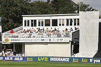 General view of the the Media Centre/River Offices Stand at the Ford County Ground - Essex CCC vs Durham CCC - LV County Championship Cricket at the Ford County Ground, Chelmsford -  09/09/10 - MANDATORY CREDIT: Gavin Ellis/TGSPHOTO - Self billing applies where appropriate - Tel: 0845 094 6026