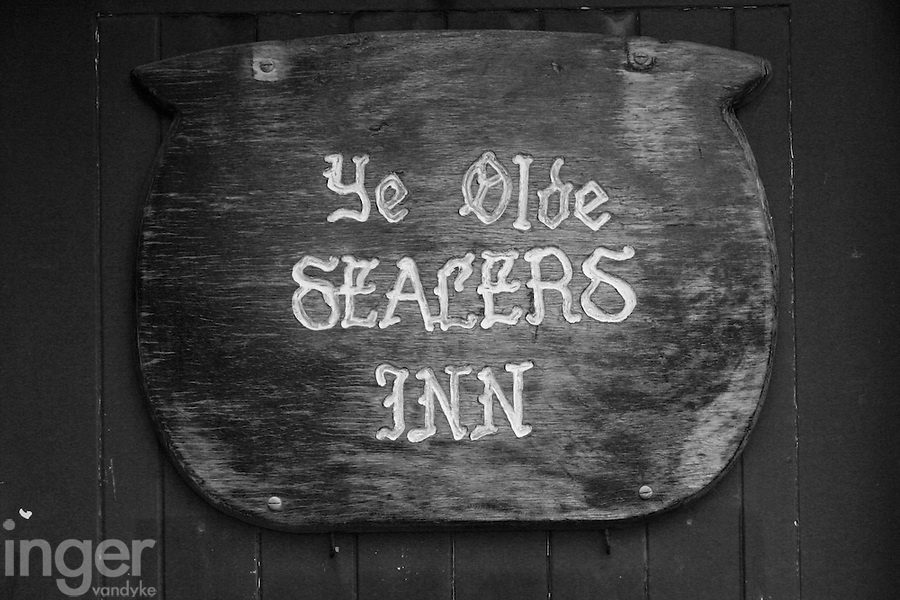 The Sealer's Inn on Macquarie Island