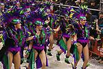 Carnaval de Sitges.<br /> Rua de la Disbauxa.