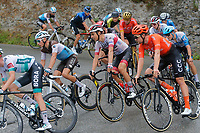 29th August 2020, Nice, France; FORMOLO Davide of UAE-Team Emirates  during stage 1 of the 107th edition of the 2020 Tour de France cycling race, a stage of 156 kms with start in Nice Moyen Pays and finish in Nice