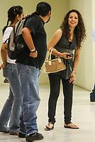 Norma Palafox.<br /> Concierto de  Jaguares en el CUM.<br />  17/06/2010<br /> ( foto: Luis Gutierrez/NortePhoto)