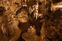 Europe/France/Aquitaine/24/Dordogne/Villars: Grotte de Villars - Salle des bénitiers