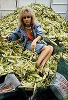 FILE -  Sandra Dorion<br />  circa 1985<br /> <br /> <br /> PHOTO :  Harold Beaulieu<br />  - Agence Quebec Presse