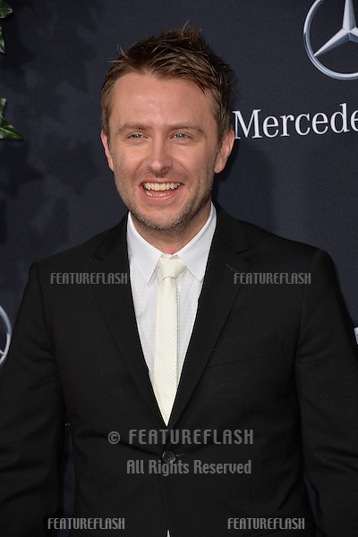 """Chris Hardwick at the world premiere of """"Jurassic World"""" at the Dolby Theatre, Hollywood.<br /> June 10, 2015  Los Angeles, CA<br /> Picture: Paul Smith / Featureflash"""