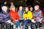 Enjoying the indoor Aonach Bia with local food producers from the Skellig Coast Region as part of a National taste the Island Campaign held at the SkelligSix18 Distillery, Cahersiveen on Sunday were l-r;Eileen May Dillon, Maureen Griffin, Annette Fitzpatrick, Mary O'Connor, Dermot Foley & Jane Foley.