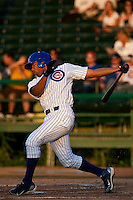 April 29 2010: Smaily Borges (16) of the Daytona Beach Cubs during a game vs. the Lakeland Flying Tigers at Jackie Robinson Ballpark in Daytona Beach, Florida. Daytona, the Florida State League High-A affiliate of the Chicago Cubs, lost the game against Lakeland, affiliate of the Detroit Tigers, by the score of 4-3  Photo By Scott Jontes/Four Seam Images