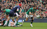 Saturday 10th March 2018 |  Ireland vs Scotland<br /> <br /> Conor Murray during the NatWest 6 Nations clash between Ireland and Scotland at the Aviva Stadium, Lansdowne Road, Dublin, Ireland. Photo by John Dickson / DICKSONDIGITAL