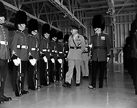 1962 06 WAR - STOCKWELL General - VISITE a QUEBEC