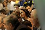 Thibaut Courtois ex wife Marta Dominguez. August 9, 2018. (ALTERPHOTOS/Acero)