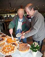 12-03-11, Tennis, Rotterdam, NOVK, High Tea