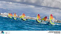 The Trofeo Princesa Sofia Iberostar celebrates this year its 50th anniversary in the elite of Olympic sailing in a record edition, to be held in Majorcan waters from 29th March to 6th April, organised by Club Nàutic S'Arenal, Club Marítimo San Antonio de la Playa, Real Club Náutico de Palma and the Balearic and Spanish federations. ©Jesus Renedo/SAILING ENERGY/50th Trofeo Princesa Sofia Iberostar<br /> 06 April, 2019.