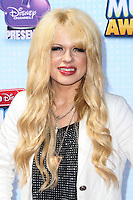 LOS ANGELES, CA, USA - APRIL 26: Orianthi at the 2014 Radio Disney Music Awards held at Nokia Theatre L.A. Live on April 26, 2014 in Los Angeles, California, United States. (Photo by Xavier Collin/Celebrity Monitor)
