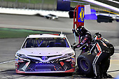 #23: Gray Gaulding, BK Racing, Toyota Camry
