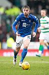 St Johnstone v Celtic…..01.03.20   McDiarmid Park   Scottish Cup Quarter Final<br />Matt Butcher<br />Picture by Graeme Hart.<br />Copyright Perthshire Picture Agency<br />Tel: 01738 623350  Mobile: 07990 594431