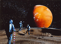 06 Later Space Art ca 1980-2000