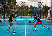 Netherlands, September 5,  2020, Amsterdam, Padel Dam, NK Padel, National Junior Padel Championships, <br /> Photo: Henk Koster/tennisimages.com
