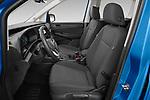 Front seat view of 2021 Volkswagen Caddy California-Maxi 5 Door Camper Van Front Seat  car photos