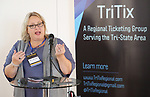 Ann Lademann (Kids in Seats) during the 2019 TRITIX Forum at Arts West Building on September 19, 2019 in New York City.