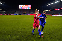 CARSON, CA - FEBRUARY 7: Becky Sauerbrunn #4 of the United States during a game between Mexico and USWNT at Dignity Health Sports Park on February 7, 2020 in Carson, California.