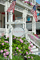 Red Cottage, The Virginia Hotel, Cape May, NJ, New Jersy, USA