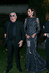 Roberto Caballi and Nieves Alvarez attend the Photocall of the ELLE STYLE AWARDS at Italian Embassy in Madrid, Spain. March 17, 2014. (ALTERPHOTOS/Carlos Dafonte)