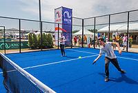 Den Bosch, Netherlands, 13 June, 2017, Tennis, Ricoh Open, Padel <br /> Photo: Henk Koster/tennisimages.com