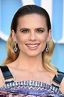 """Hayley Atwell<br /> arriving for the """"Christopher Robin"""" premiere at the BFI Southbank, London<br /> <br /> ©Ash Knotek  D3416  05/08/2018"""
