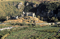 - Castle of S.Maria of the Cedars and cedar plantations<br />