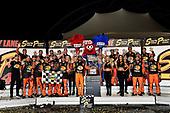 #19: Martin Truex Jr., Joe Gibbs Racing, Toyota Camry Bass Pro Shops wins